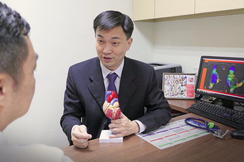 Dr. Lee Chee Wan office